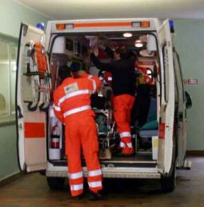 Materiale per ambulanze e pronto soccorso