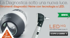 Strumenti diagnostici a LED Heine