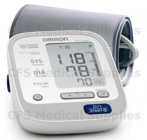 Misuratore di pressione Omron M6 Comfort