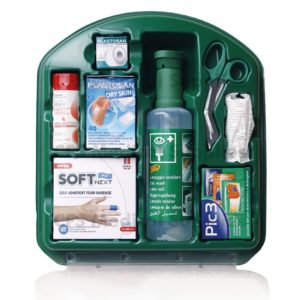 kit per pronto soccorso