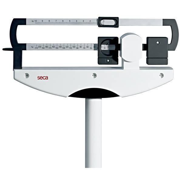 Bilancia meccanica a colonna SECA 711 + Altimetro