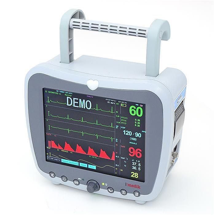 monitor multiparametrico I-MEDIK G3 Rescue + Stampante